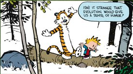Calvin & Hobbes by Bill Waterson