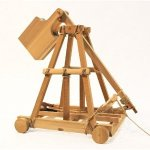 Physics : Build-it-Yourself Trebuchet