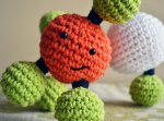 Chemistry : Crochet Molecules