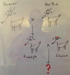 Rudolph's Family