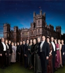 """""""Downton Abbey"""" Promotional Poster"""