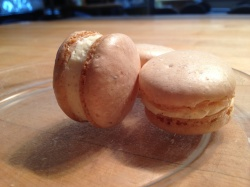 Finished Macarons (Photo Credit: Ben Witten CC BY-NC-SA)