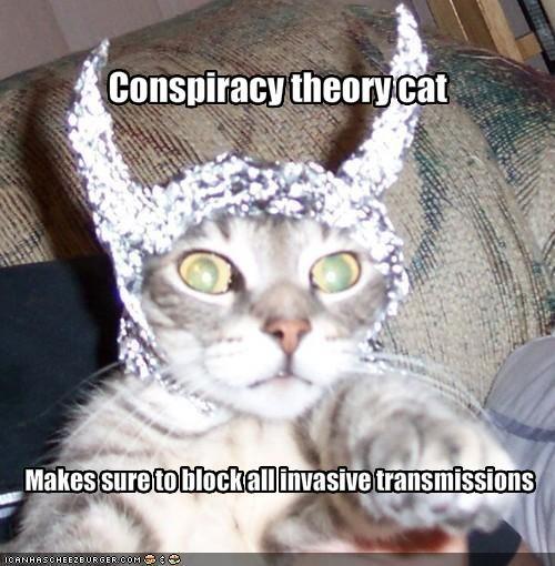 conspir