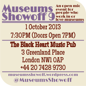 Museums Showoff 9