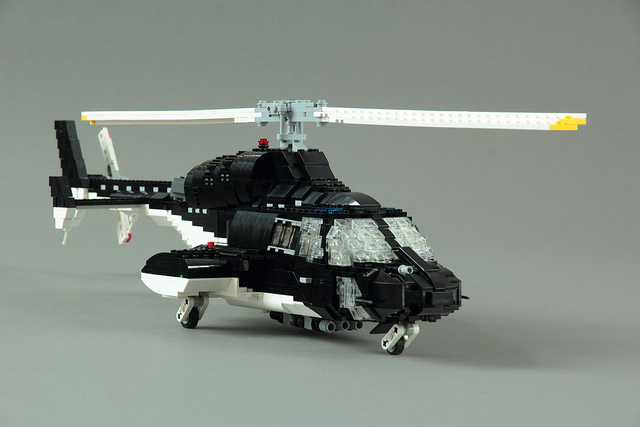 """Airwolf"" by Ralph S (All Rights Reserved; Used With Permission)"