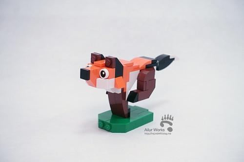 """Fox"" by Bangoo H (CC BY-NC-SA 2.0)"