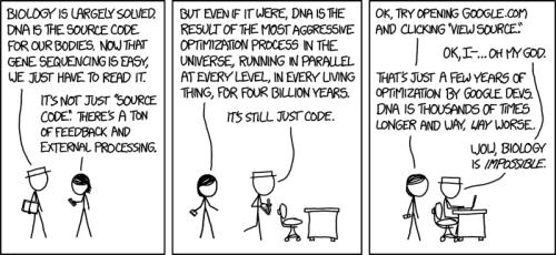 xkcd by Randall Munroe (CC BY-NC 2.5)